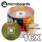 LightScribe DVD-R 16X 