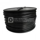 PLA 3mm Black 1Kg on Spool