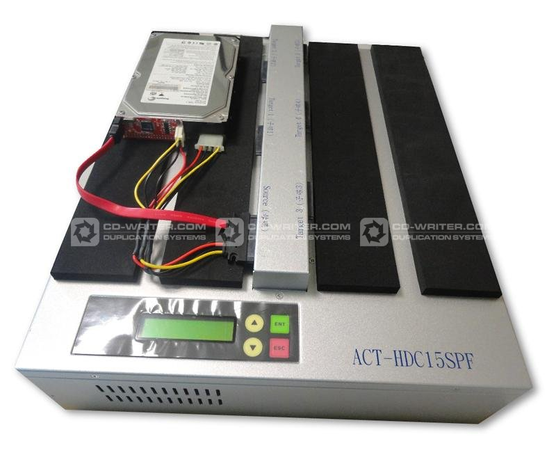 CD-writer com Ltd: Hard Drive Duplicator, Clone Station 5