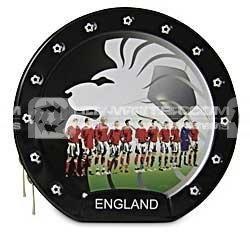 England CD case