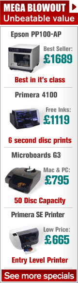 Disc Printer Offers