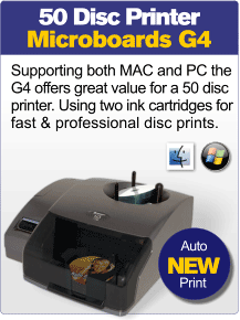 G4 Disc Printer from MicroBoards
