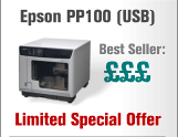 Epson PP100 DiscProducer