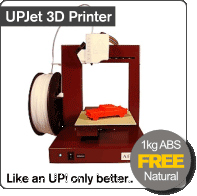 UP! UPJet 3D Printer