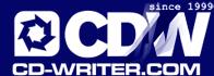 CDWriter logo