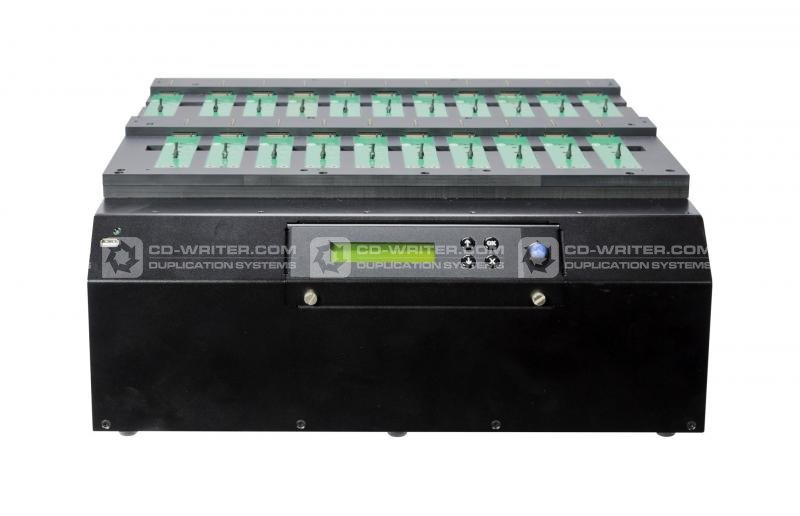 CD-writer com Ltd: M2 PCIe Card Copier with 20 Targets, StorDigital