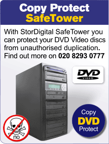 Duplicator with DVD Copy Protection