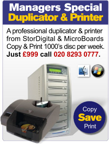 G4 Printer and Duplicator Bundle