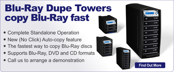 Buy Blu-Ray Copiers