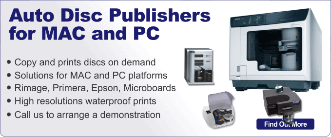 Disc Publisher