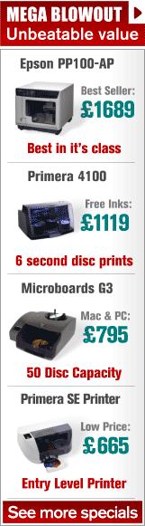Disc Printer Offers