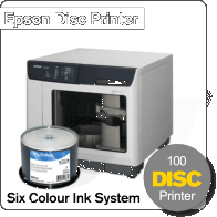 Epson Disc Producer AutoPrinter