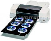 Do any printers print discs and paper